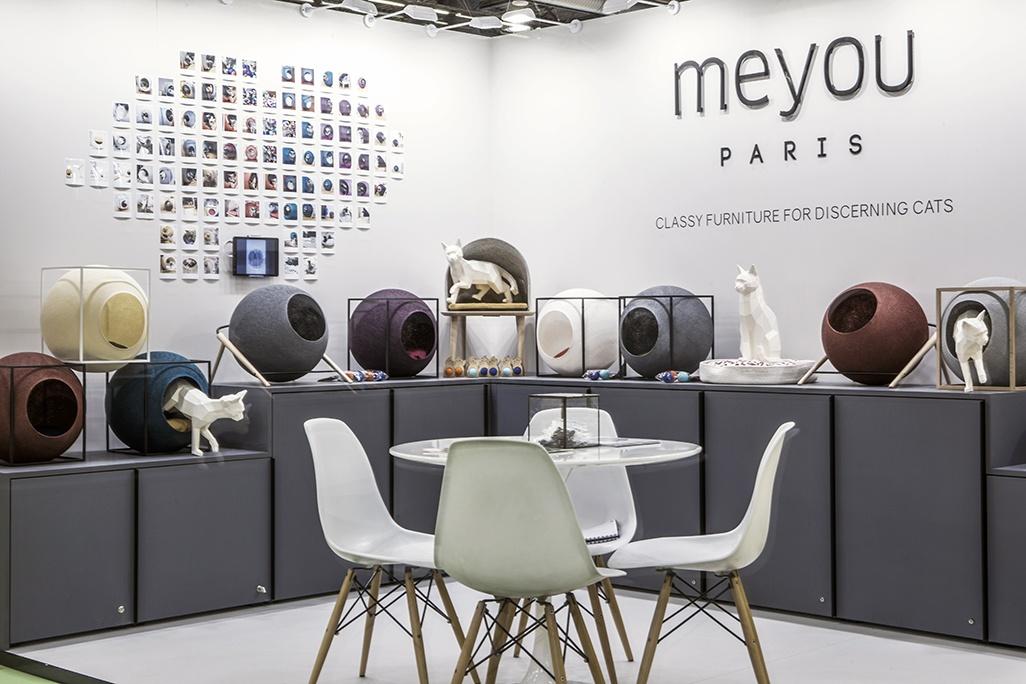 Paola Bagna Fair Stand Meyou Paris 1 - Stand Meyou