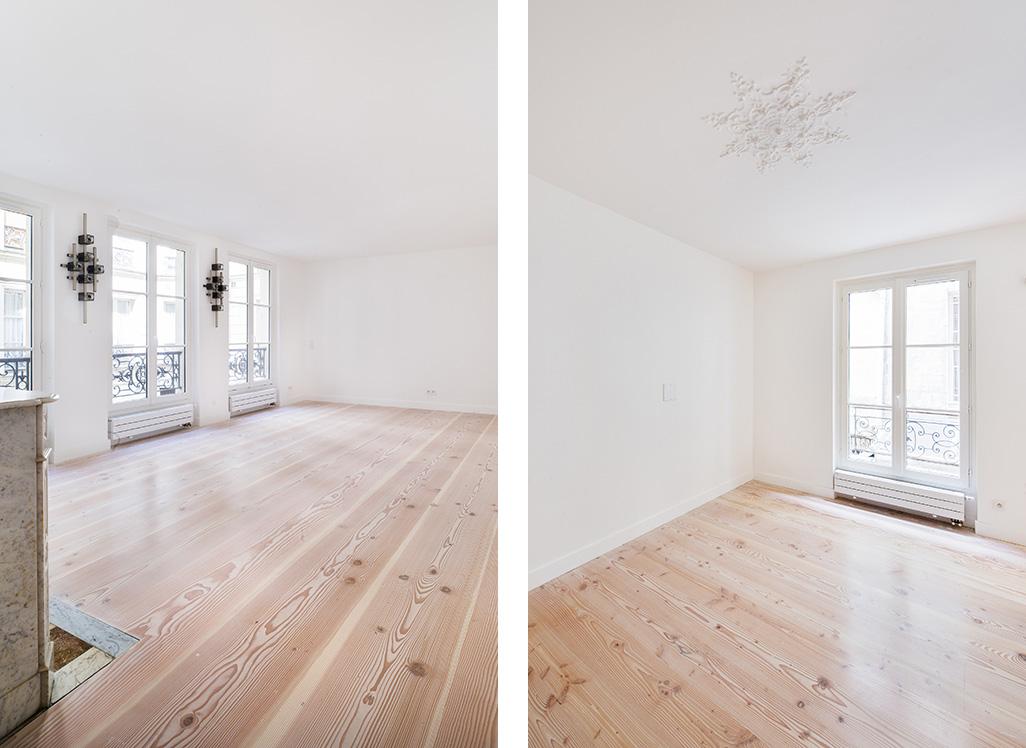 Apartment rue de Lille - Berlin - Paola Bagna