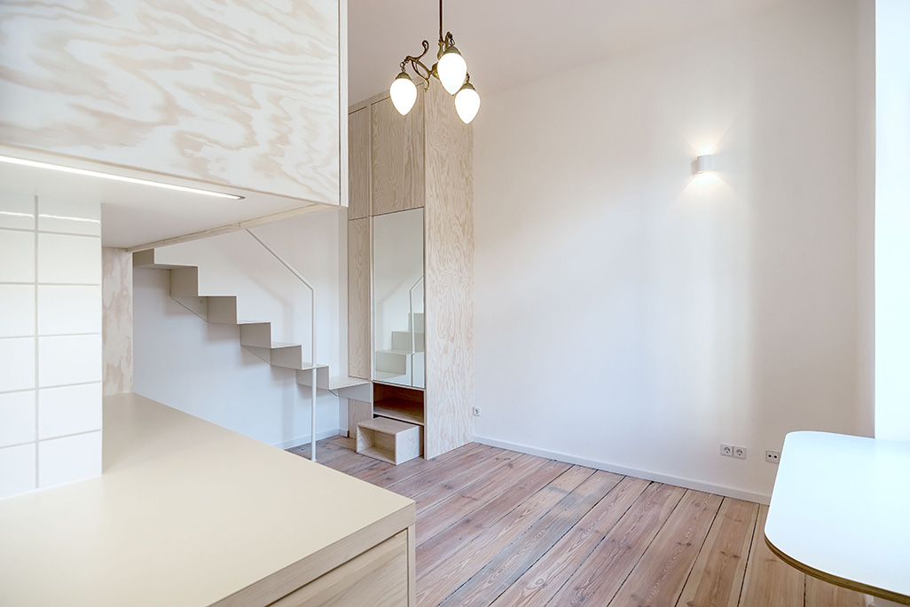 Micro Apartment Moabit - Berlin - Paola Bagna